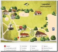 Lageplan Leverner Mühlengelände1